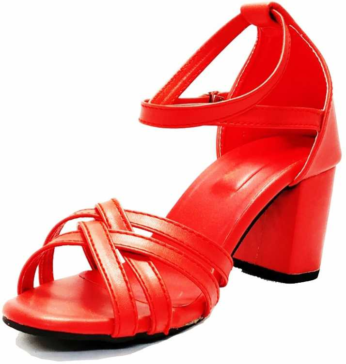40be0b8b901 Perfect Women Red Heels - Buy Perfect Women Red Heels Online at Best ...