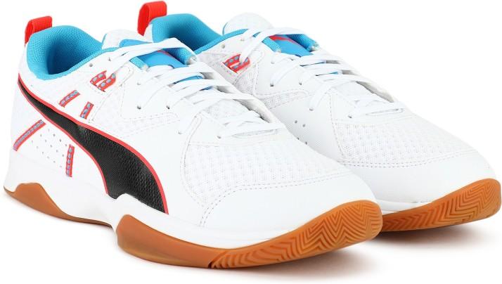 Puma Stoker.18 Badminton Shoes For