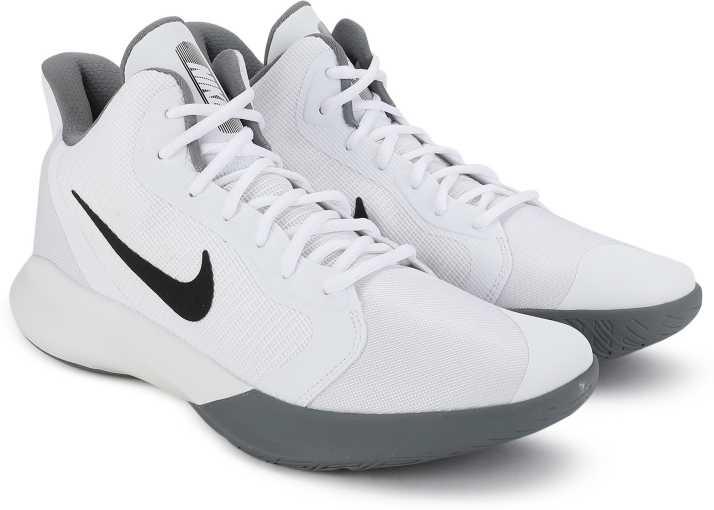 Hacer un muñeco de nieve cobija aislamiento  Nike Precision Iii Basketball Shoe For Men - Buy Nike Precision Iii Basketball  Shoe For Men Online at Best Price - Shop Online for Footwears in India    Flipkart.com