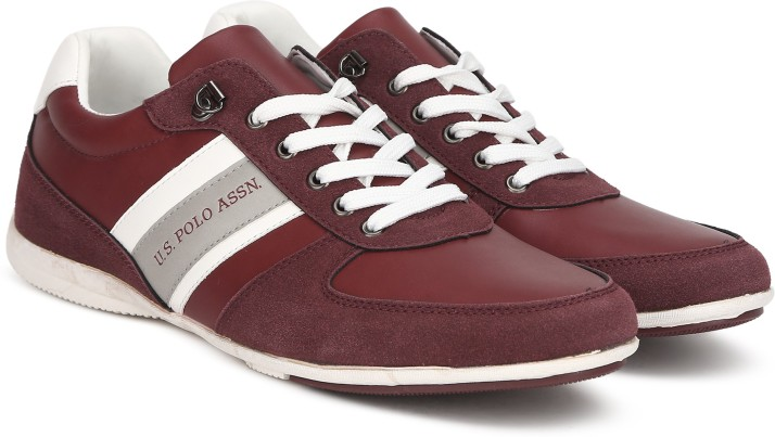 U.S.Polo Assn. Enzo Sneakers For Men
