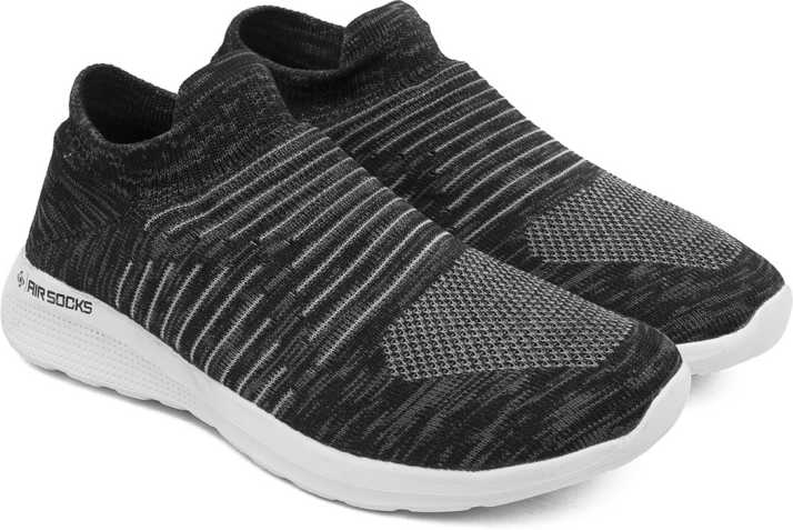 989056b6ef316 Asian Airsocks-01 Men's Flyknit Socks Sneakers,Ultra-lightweight, Breathable,  Walking, Running, Casual Athleisure Knitted Sock Shoes (Without Laces)  Running ...