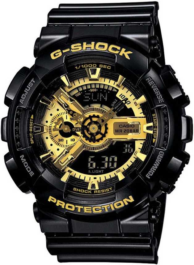 Casio G339 G Shock Analog Digital Watch For Men