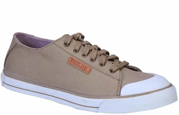 Woodland Sneakers For Men - Buy CAMEL