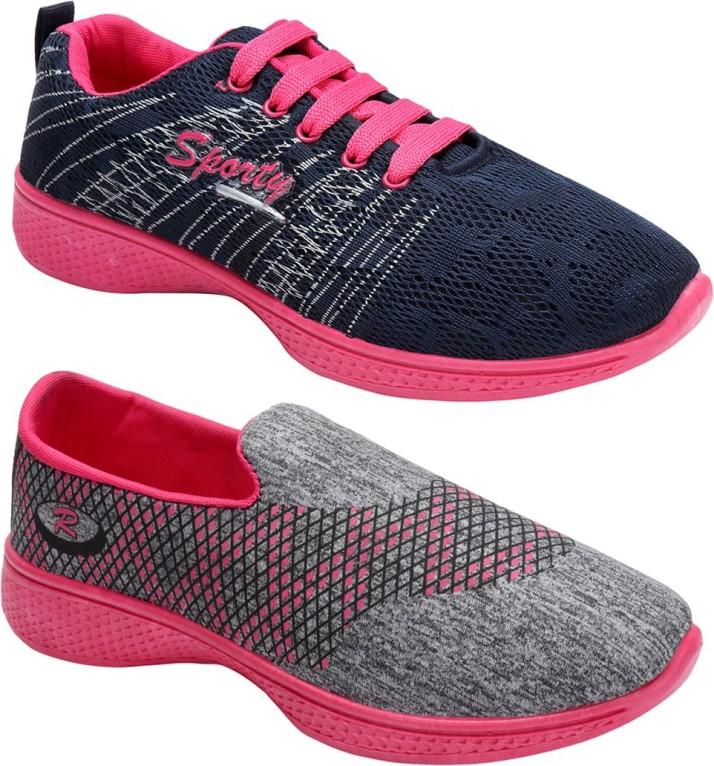 Oricum Combo Women Pack of 2 Sneakers