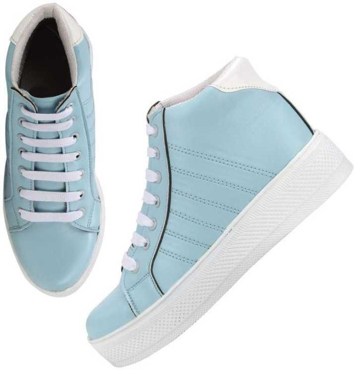 Saheb High Ankle Sneakers For Women - Buy Saheb High Ankle Sneakers