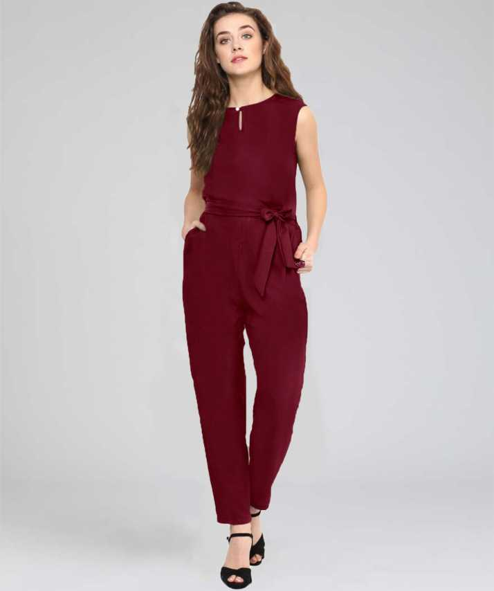 choose latest lower price with official price Uptownie Lite Solid Women Jumpsuit