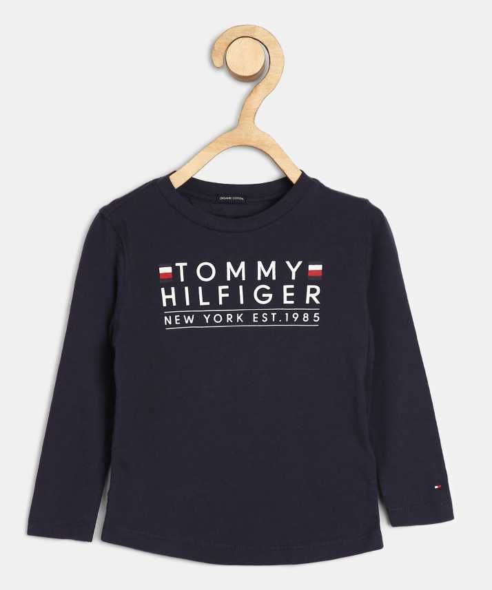 Tommy Hilfiger Girls T Shirt Price in India Buy Tommy Hilfiger