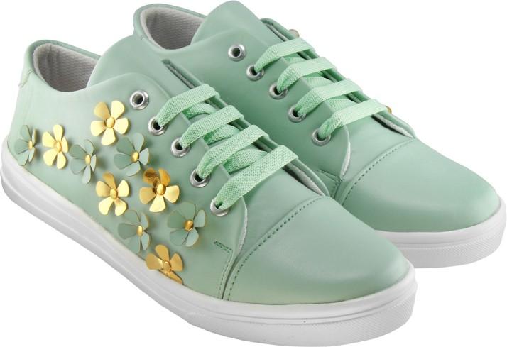 Zapatoz Perfect Stylish Sea Green