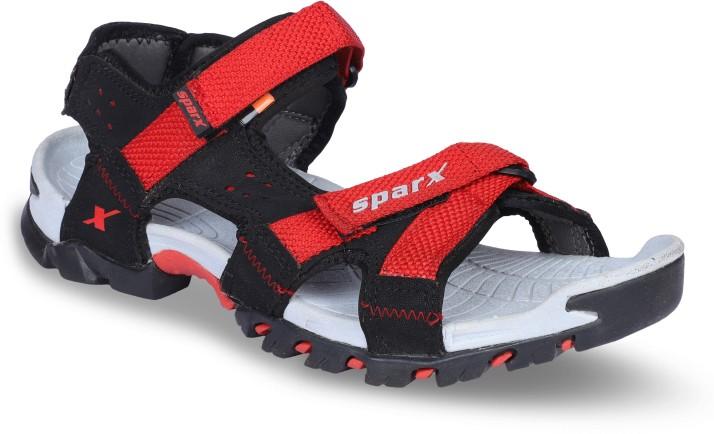 Sparx Sparx Men SS-447 Black Red