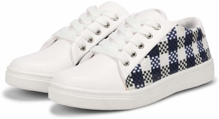 Commander 779 White Sneakers For Women