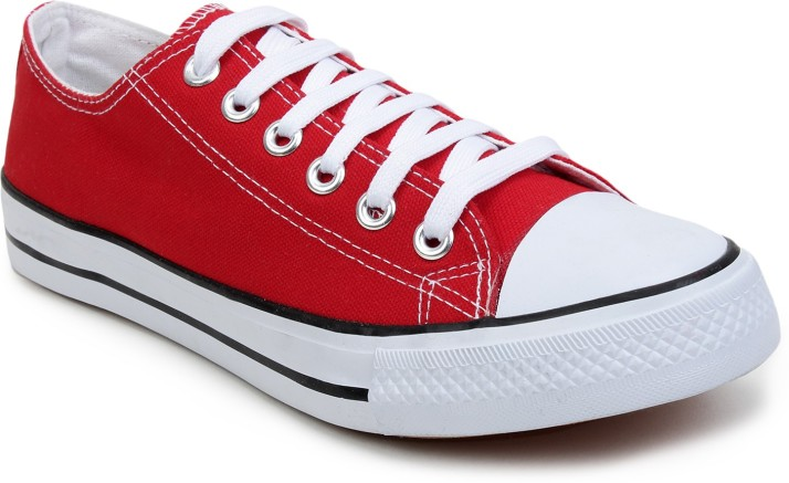 Guys Code Canvas Shoes Sneakers For Men