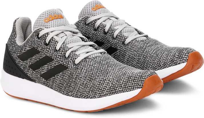 Buy Adidas Men Black & White RADDIS 1.0 Running Shoes online