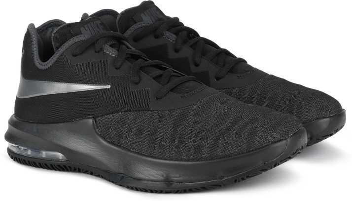 Details about Nike Air Max Infuriate Low BlackGrey Men's