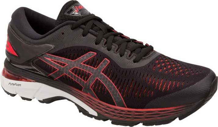 Buy Asics GEL Kayano® 25 BlackClassic Red Online Limited