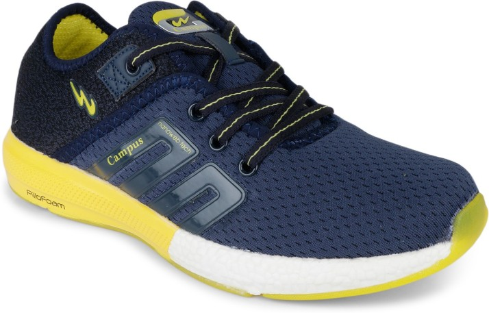 Campus Boys Lace Running Shoes Price in