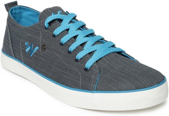Wildcraft Canvas Shoes For Men - Buy