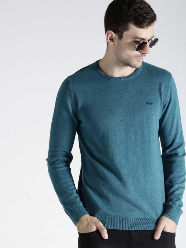 s.Oliver Big Size Mens Sweater