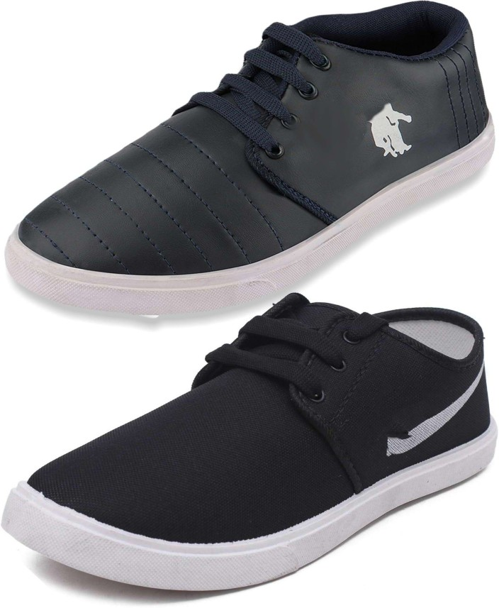 Fuelwood Combo Pack of 2 Casual Shoes