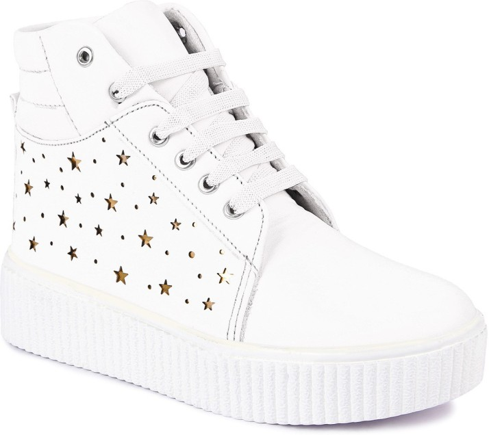 Ankle Casual Shoes Sneakers For Women