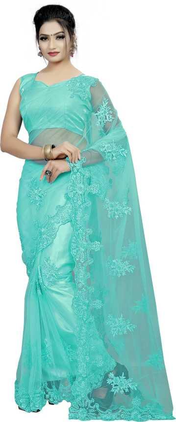 Light blue Heavy Buttrefly net  saree with Designer blouse saree for women,Indian saree,saree dress,wedding saree,traditional saree,sari