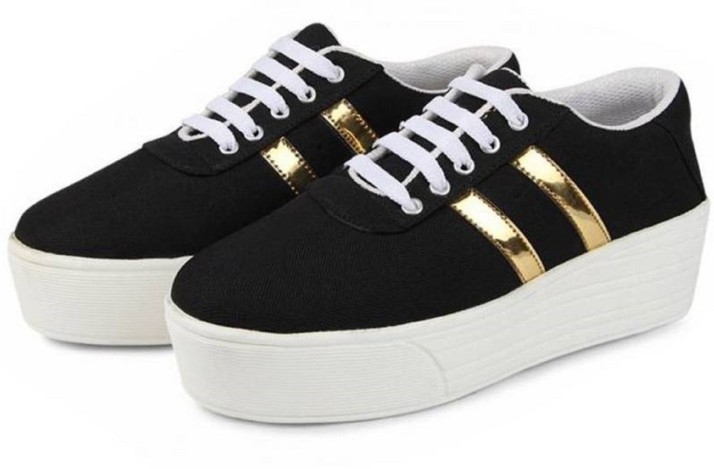 Buy Shoefly 1044 Canvas Shoes For Women