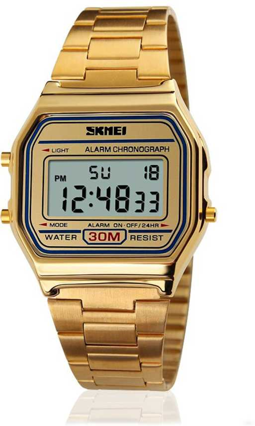 Skmei 1128 sports watch pedometers instruction-in digital watches.