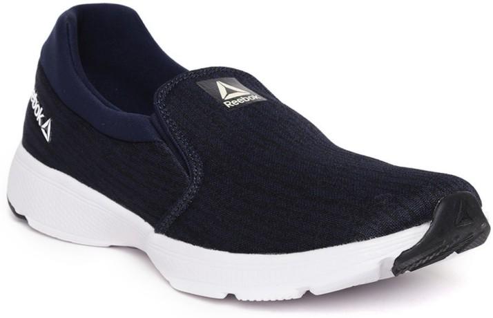 REEBOK Stride Slip On Running Shoes For