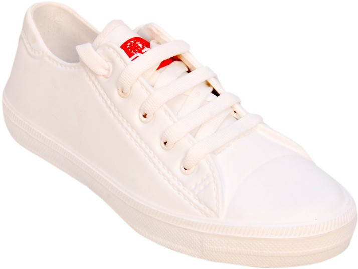 FITTON Casual white shoes sneakers for