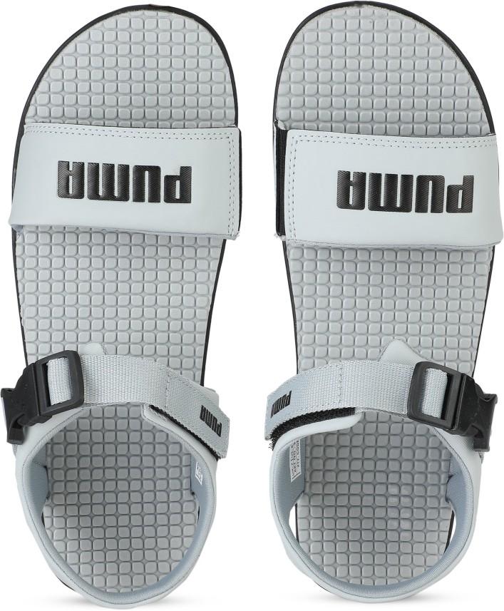 Puma Men Grey Sandals - Buy Puma Men