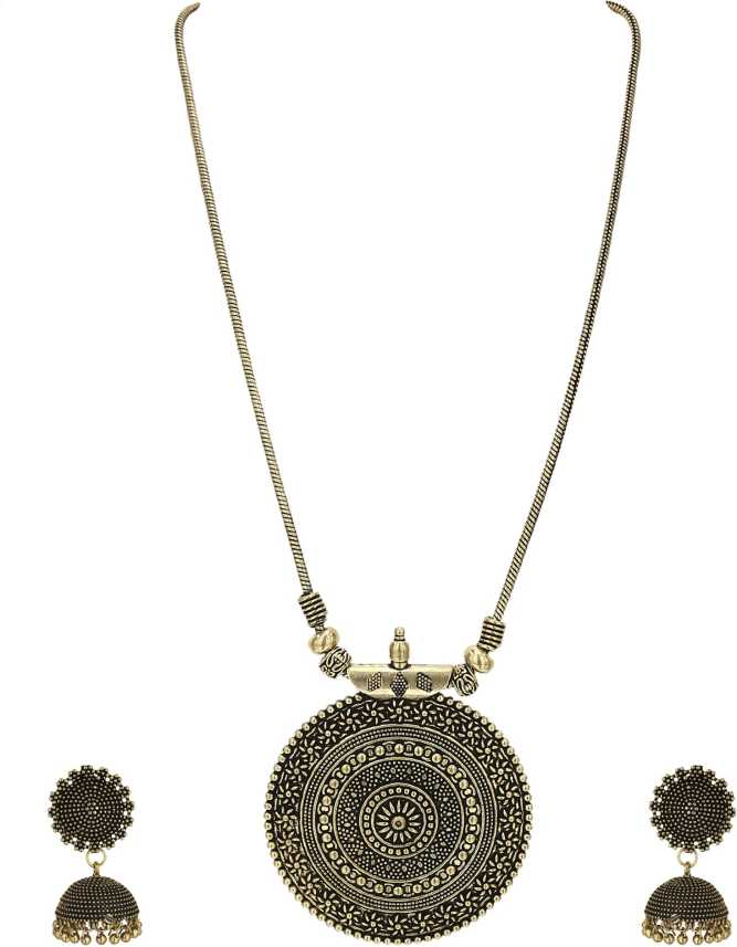 Sasitrends Metal Jewel Set Price In India Buy Sasitrends
