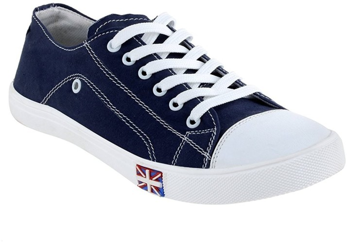 Gold Canvas Shoes For Men - Buy Gold