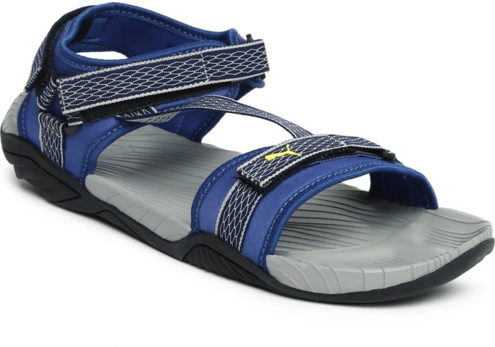 Puma Men Blue Sports Sandals - Buy Puma
