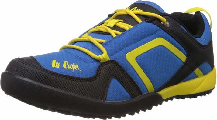 Lee Cooper Walking Casual Shoes Canvas