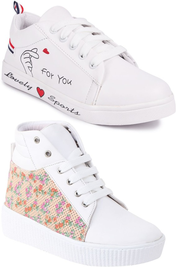 Girls Casual Shoes Sneakers For Women