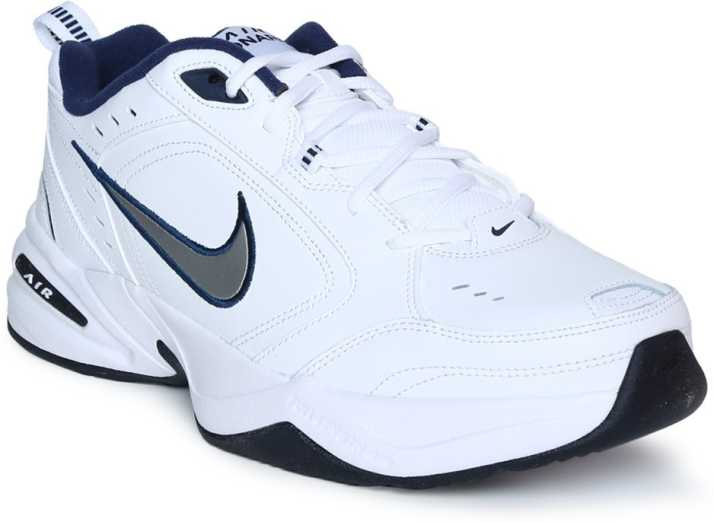 Perseo Reunión árbitro  Nike Air Monarch Iv Training & Gym Shoes For Men - Buy Nike Air Monarch Iv  Training & Gym Shoes For Men Online at Best Price - Shop Online for  Footwears in