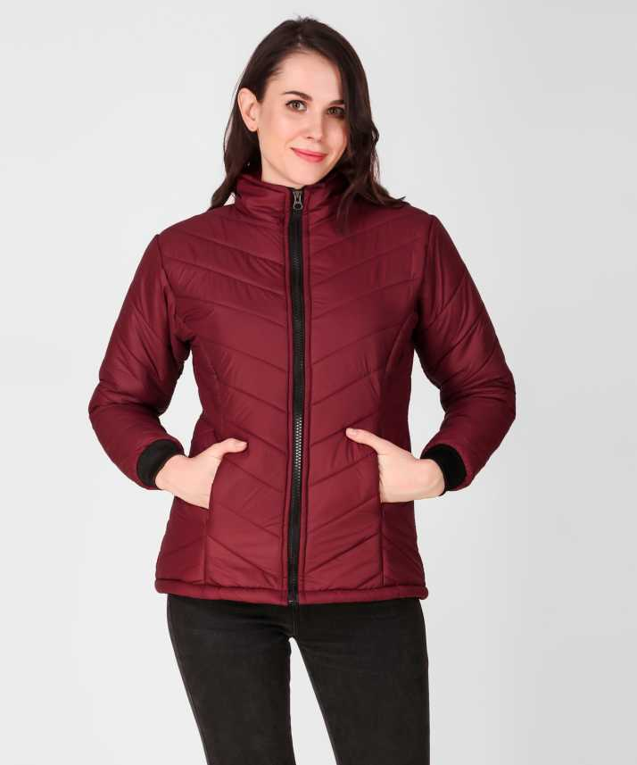 http://Full Sleeve Solid Women Jacket/₹809₹2,99973% off  Hurry, Only 1 left!/chhayaonline.com