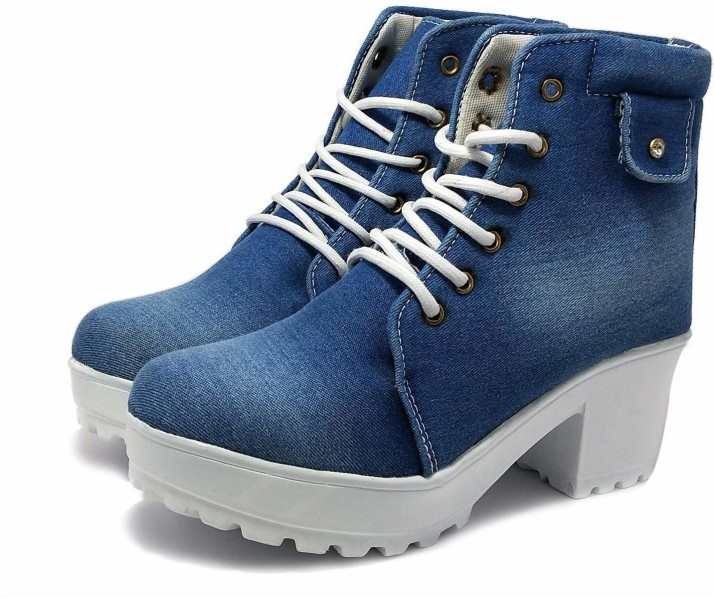Rapo Boat Shoes For Women - Buy Rapo