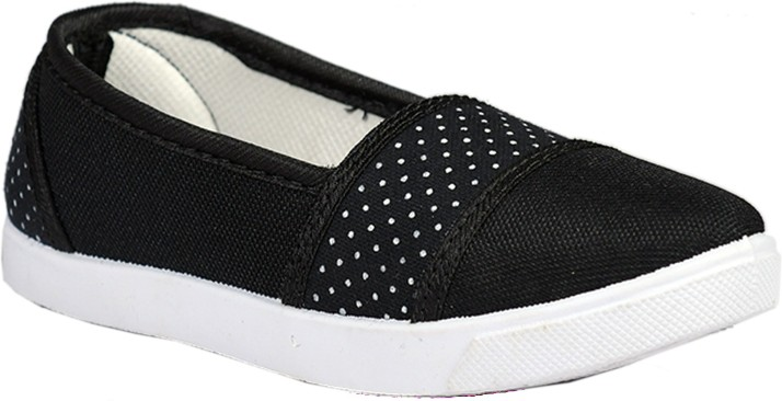 girls slip on loafers