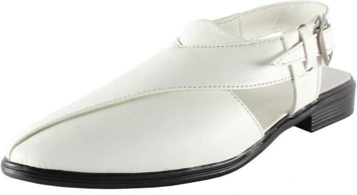 Kopps Men White Sandals - Buy Kopps Men