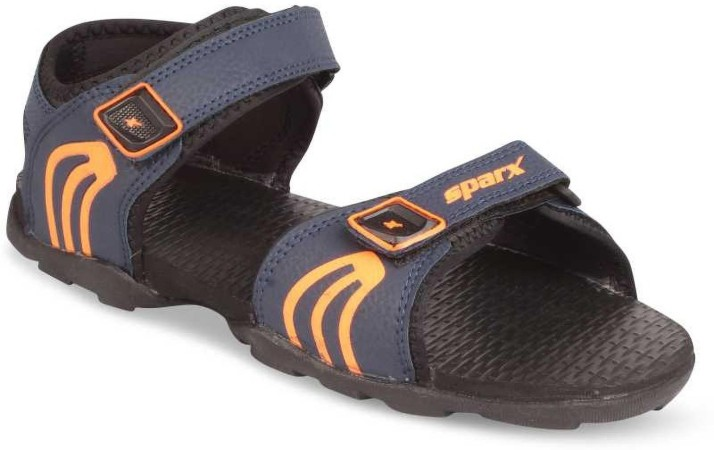 Sparx Men Navy Sports Sandals - Buy
