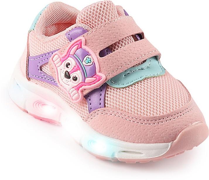 walktrendy Girls Velcro Sneakers Price