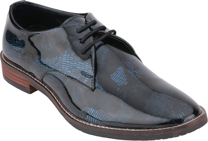 ZAVO Formal Shoes Lace Up For Men - Buy