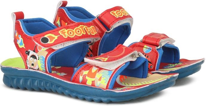 Footfun by Liberty Boys \u0026 Girls Velcro