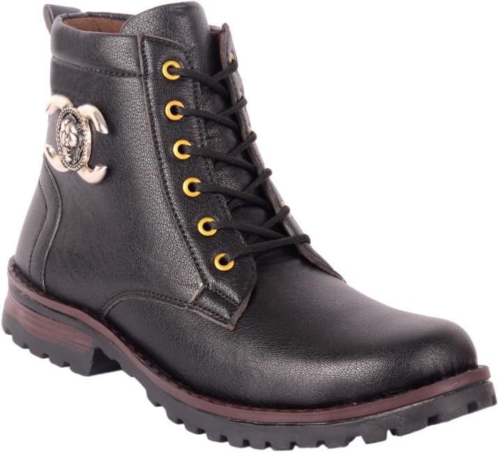 Buy FANCYY FOOTWEAR LONG BOOTS