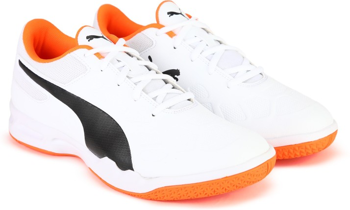 Puma Boys Lace Badminton Shoes Price in