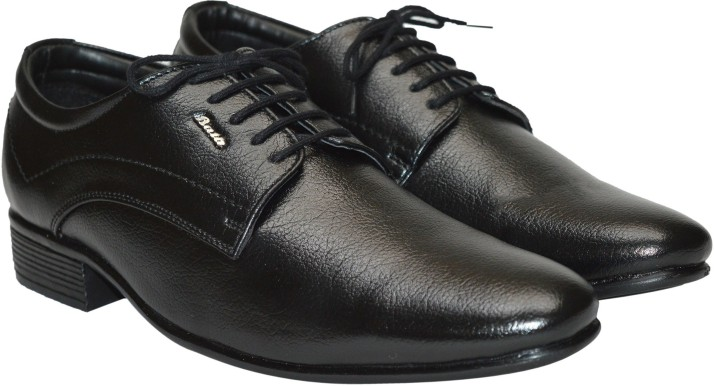 Bata Corporate Lace-Up Derby For Men