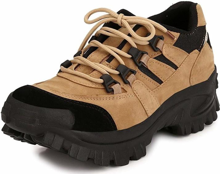 DUMPPY Hiking \u0026 Trekking Shoes For Men