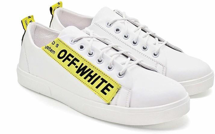 Azeraa canvas shoes Sneakers For Men