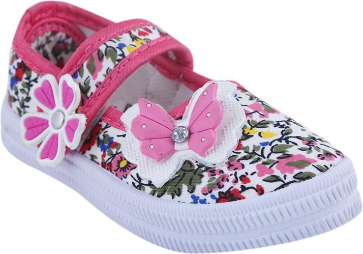 Buy BUNNIES Girls Velcro Jutis