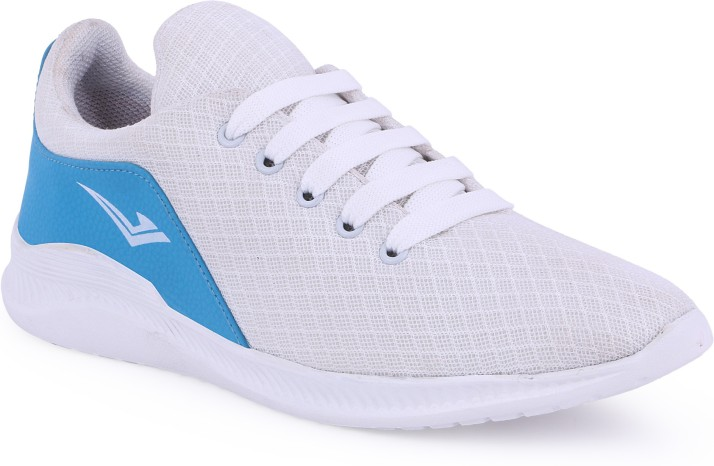 PERY-PAO White Casual Shoes Training